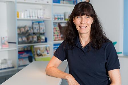 Mitarbeiter des Sanitätshaus Zimmermann GmbH
